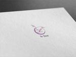 late_designさんの美容室のロゴへの提案