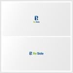 建設業 工務店 「Re Side」のロゴの作成をよろしくお願い致します。への提案