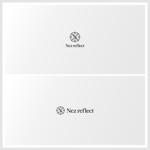 フレグランスメーカー「Nez reflet」のロゴへの提案
