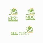 yybooさんの健康食品メーカーの創業30周年記念ロゴへの提案