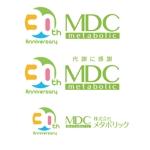 MagicHourさんの健康食品メーカーの創業30周年記念ロゴへの提案