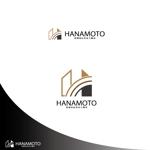 nashiniki161さんの有限会社花本工務店のロゴ製作への提案