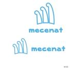 kanmaiさんの「mecenat」のロゴ作成への提案