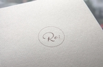化粧品「Re:」シリーズのロゴへの提案