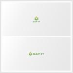 GAP・ITサポート合同会社のロゴへの提案
