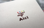 チームコラボレーションサービス「Alci」のロゴへの提案