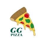 5efcb1a58a1f6さんの手作りの冷凍ピザ通販サイト「GGpizza」のロゴ作成依頼への提案