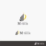 中古車販売店 株式会社エムテック(M TECH)の会社ロゴの作成をお願いいたします。への提案