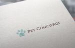 ペット用品D2C会社「株式会社ペットコンシェルジュ」のロゴへの提案