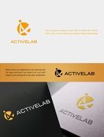 フィットネスブランド「ACTIVELAB (アクティブラボ) 」のロゴへの提案