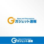 JUN_KATAOKAさんの「ガジェット速報」のロゴ作成への提案