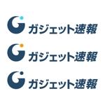 RICKY-Yさんの「ガジェット速報」のロゴ作成への提案