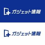 green_Bambiさんの「ガジェット速報」のロゴ作成への提案