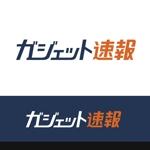 oo_designさんの「ガジェット速報」のロゴ作成への提案