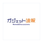 chapterzenさんの「ガジェット速報」のロゴ作成への提案