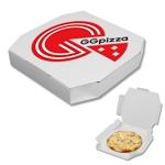 MariHashimotoさんの手作りの冷凍ピザ通販サイト「GGpizza」のロゴ作成依頼への提案