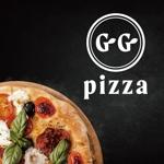 Planta2さんの手作りの冷凍ピザ通販サイト「GGpizza」のロゴ作成依頼への提案