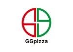 tora_09さんの手作りの冷凍ピザ通販サイト「GGpizza」のロゴ作成依頼への提案