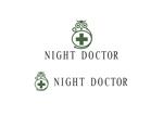 YoshiakiWatanabeさんのナイトドクターのロゴ作成への提案