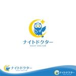 oo_designさんのナイトドクターのロゴ作成への提案