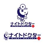 kiirosinさんのナイトドクターのロゴ作成への提案
