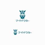yybooさんのナイトドクターのロゴ作成への提案