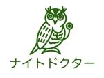 solachanさんのナイトドクターのロゴ作成への提案