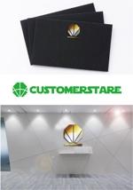 tattsu0812さんの中堅・中小企業向けのシステム監視サービス「CustomerStare」(サービス名)のロゴへの提案