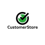 wawamaeさんの中堅・中小企業向けのシステム監視サービス「CustomerStare」(サービス名)のロゴへの提案