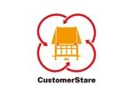 tora_09さんの中堅・中小企業向けのシステム監視サービス「CustomerStare」(サービス名)のロゴへの提案