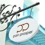 パン屋「pan prosper」のロゴへの提案