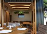 新規開店のドッグラン併設レストランのインテリアデザインを募集しますへの提案