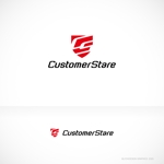 blockdesignさんの中堅・中小企業向けのシステム監視サービス「CustomerStare」(サービス名)のロゴへの提案