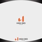 Nakamura__さんの自動車買取チェーン店「お車買取・ハイビッド」のロゴへの提案