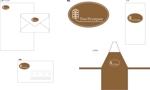 yukigon720さんのパン屋「pan prosper」のロゴへの提案