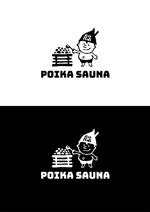 テントサウナのレンタルサービスのロゴへの提案