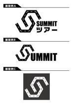 旅行部門立ち上げの為、ツアー名のロゴを作成します。への提案