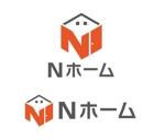 工務店「Nホーム」のロゴへの提案