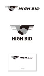 serve2000さんの自動車買取チェーン店「お車買取・ハイビッド」のロゴへの提案