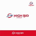 Doing1248さんの自動車買取チェーン店「お車買取・ハイビッド」のロゴへの提案