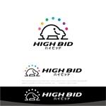 drkigawaさんの自動車買取チェーン店「お車買取・ハイビッド」のロゴへの提案