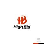 sakari2さんの自動車買取チェーン店「お車買取・ハイビッド」のロゴへの提案