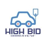 sriracha829さんの自動車買取チェーン店「お車買取・ハイビッド」のロゴへの提案