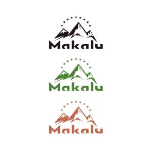 calimboさんのweb通販会社が立ち上げる新しいアウトドアブランドのロゴへの提案