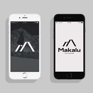 haru_Designさんのweb通販会社が立ち上げる新しいアウトドアブランドのロゴへの提案