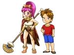 忍者屋敷脱出ゲームアプリのプロト版デザイン募集への提案