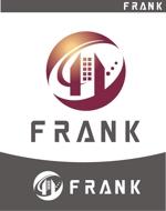 不動産デペロッパーである株式会社FRANKのロゴの作成への提案
