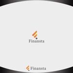Nakamura__さんの金融専門職の人材サービス「Finansta(フィナンスタ)」のロゴへの提案