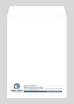 【(株) エナジーキャピタルホールディングス】の封筒デザインへの提案