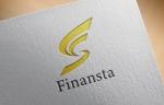 kaito0802さんの金融専門職の人材サービス「Finansta(フィナンスタ)」のロゴへの提案